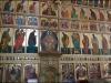 Ikoner i klostrets tre kyrkor